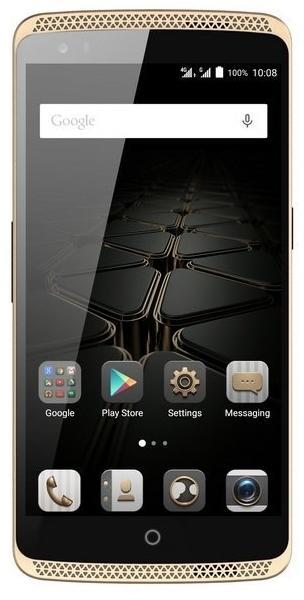 ZTE Axon Elite gold
