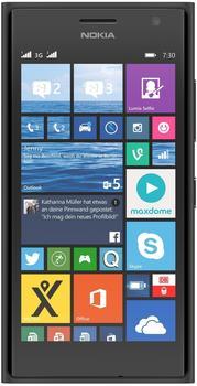 Nokia Lumia 730 Dual SIM schwarz
