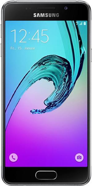 Samsung Galaxy A3 (2016) schwarz