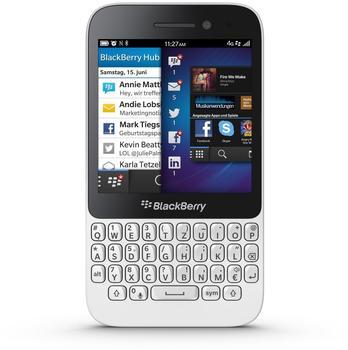 BlackBerry Q5 weiß