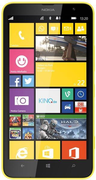 Nokia Lumia 1320 gelb
