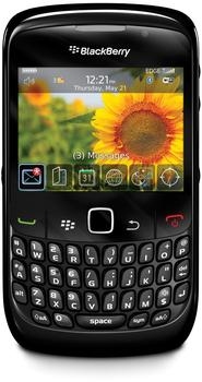 BlackBerry Curve 8520 Schwarz