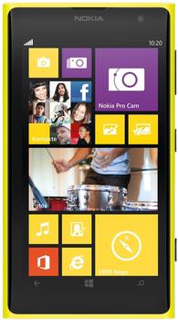 Nokia Lumia 1020 32GB gelb