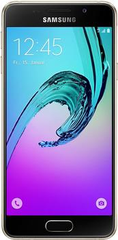 Samsung Galaxy A3 (2016) gold