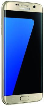 Testbericht Samsung Galaxy S7 edge 32 GB gold