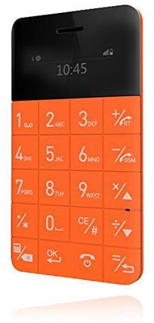 Elari CardPhone orange