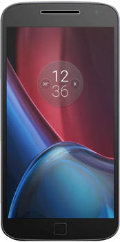 Motorola Lenovo Moto G4 Plus schwarz