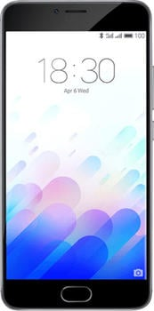 Meizu M3 Note 16GB grau