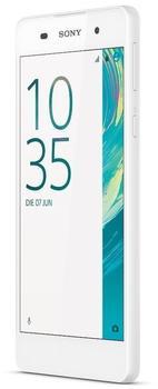 Testbericht Sony Xperia E5 weiß