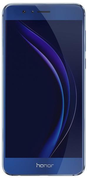Honor 8 32 GB blau