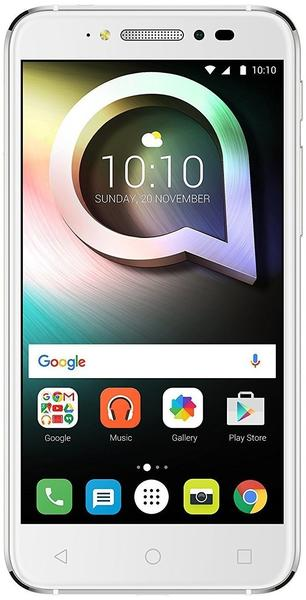 Alcatel Shine Lite 5080X weiß
