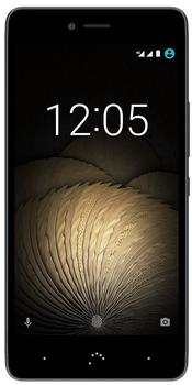 BQ Aquaris U Plus 32GB schwarzgrau
