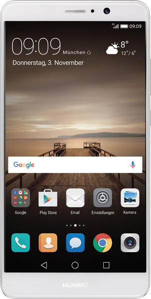 Huawei Mate 9 silber