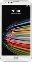 LG X Mach weiß