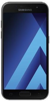 Samsung Galaxy A3 (2017) schwarz