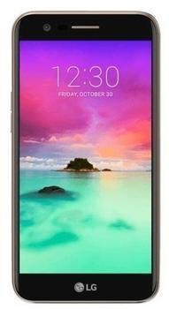 LG K10 (2017) gold