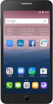 Alcatel One Touch POP Star 4G Dual Sim (5070D) classy pack