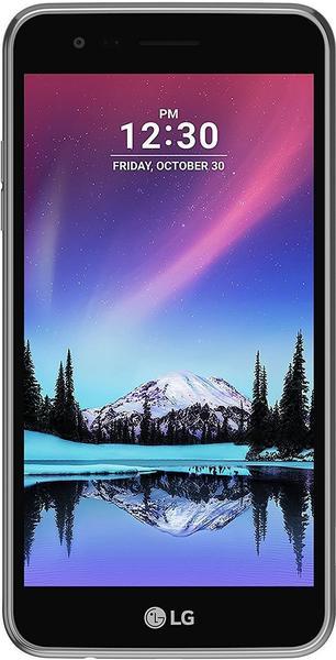 LG K4 (2017) Dual SIM silber