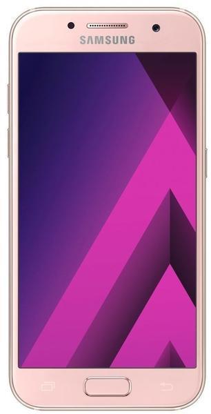 Samsung Galaxy A3 (2017) Peach Cloud