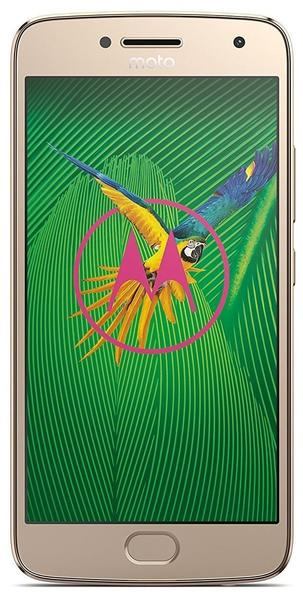 Lenovo Motorola Moto G5 Plus 32GB gold