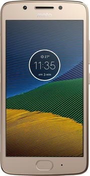 Lenovo Motorola Moto G5 16GB gold