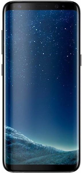 Samsung Galaxy S8+ schwarz