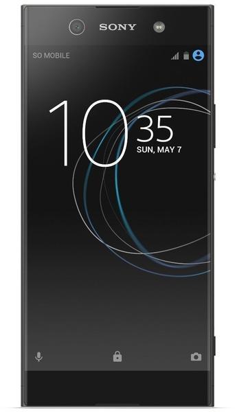 Sony Xperia XA1 Ultra schwarz