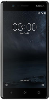 Nokia 3 Single SIM schwarz