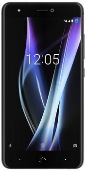 BQ Aquaris X Pro 128 GB schwarz
