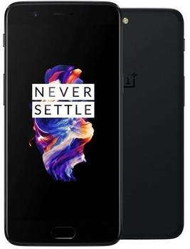 OnePlus 5 128GB midnight black