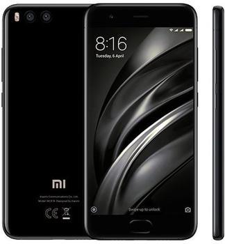 Xiaomi Mi 6 128 GB schwarz