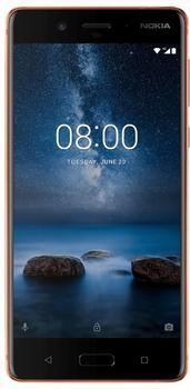 Nokia 8 braun