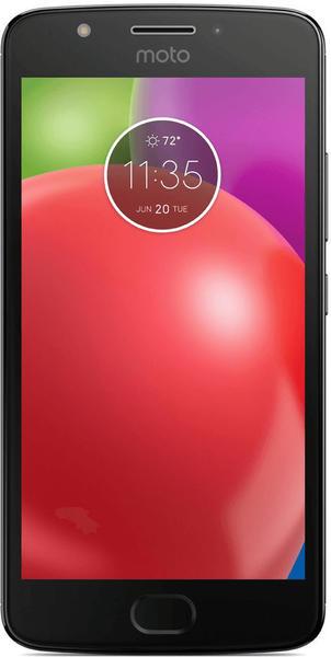 Motorola Moto E4 grau
