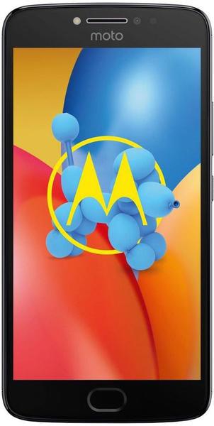 Motorola Moto E4 Plus grau