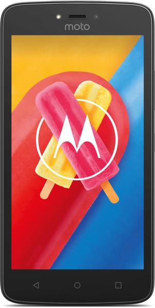 Motorola Moto C schwarz