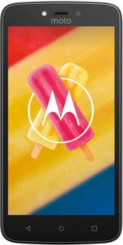 Motorola Moto C Plus schwarz