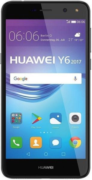 Huawei Y6 (2017) grau