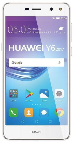 Huawei Y6 (2017) weiß