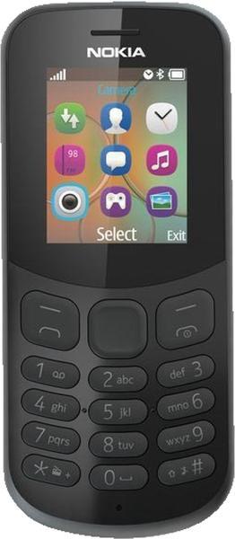Nokia 130 (2017) Dual SIM schwarz