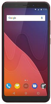 Wiko View 32GB rot