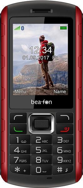 Bea-Fon AL560 schwarz rot