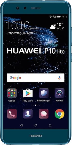 Huawei P10 Lite 3GB RAM blau
