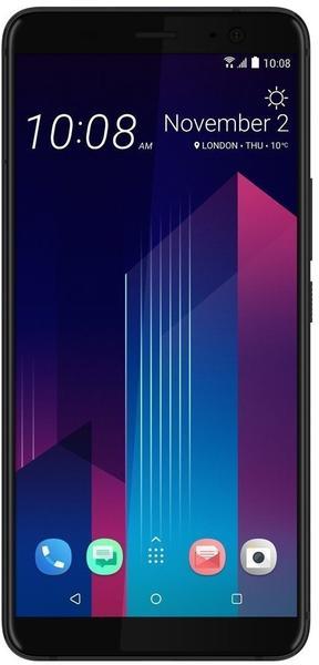 HTC U11 Plus schwarz