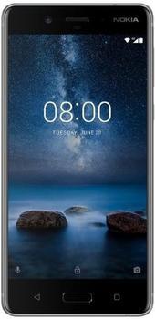 Nokia 8 Dual Sim 64GB steel