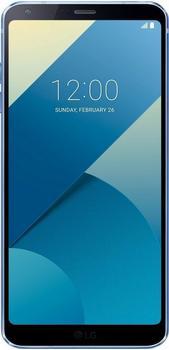 LG G6 blau