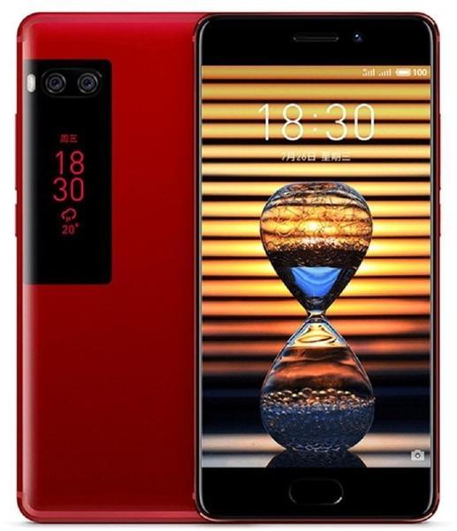 Meizu Pro 7 rot