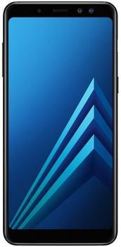 Samsung Galaxy A8 (2018) schwarz