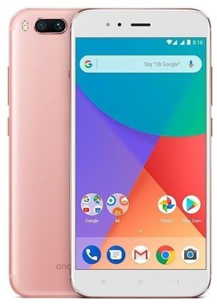 Xiaomi Mi A1 32GB rosegold