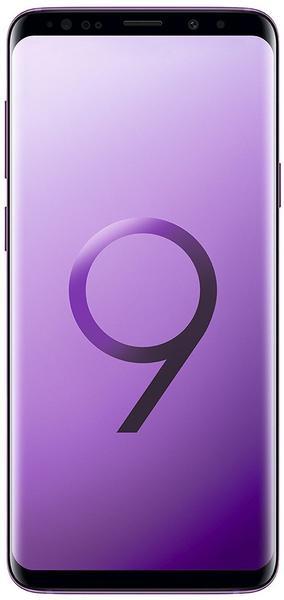 Samsung Galaxy S9+ lilac purple
