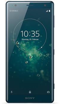 Sony Xperia XZ2 deep green